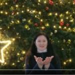 С новым годом поздравляет Наталья Синика и Ладони Мироздания
